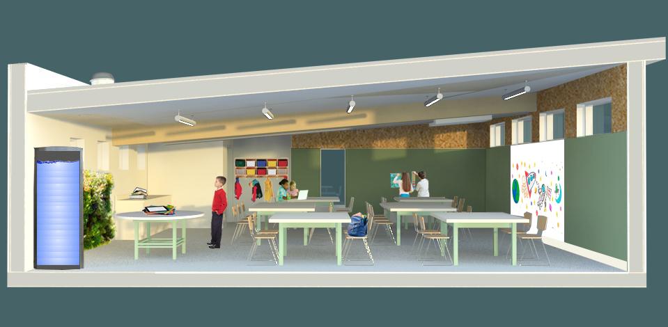Seed Modular Classroom ~ Modular home builder method homes going to seed