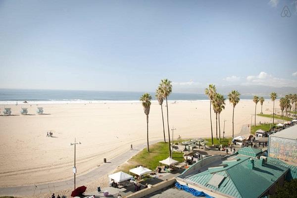 Kết quả hình ảnh cho Bãi biển Cabrillo Beach