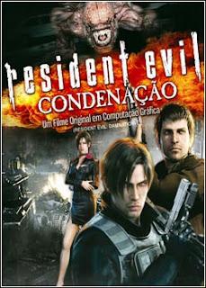 Download - Resident Evil - Condenação - DVDRip - AVI - Dual Áudio
