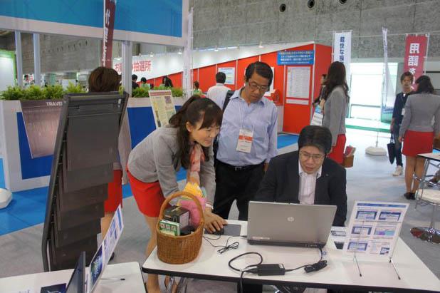 JECA FAIR 2012 ~ 第60回 電設工業展 ~ | インテックス大阪