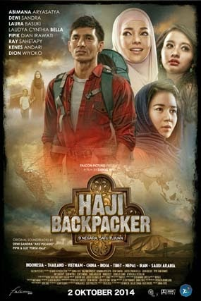 resensi film haji backpacker, sinopsis cerita haji backpacker, pemain haji backpacker, abimana aryasatya, download film haji backpacker, link download film haji backpacker, tanggal tayang haji backpacker oktober 2014