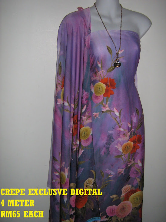 CP 1992C: CREPE EXCLUSIVE DIGITAL PRINTED, 4 METER