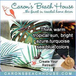 Carons Beach House Decor