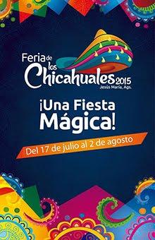 FERIA DE LOS CHICAHUALES 2015
