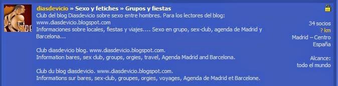 club diasdevicio en gayromeo.com