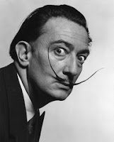Famous painter Savador Dali' had bipolar disorder