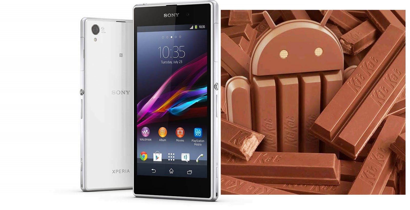 Sony Xperia Z1 rumored to get the KitKat treatment in early February