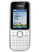 Spesifikasi Nokia C2-01