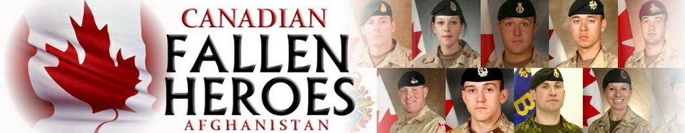 Canadian Military Casualties in Afghanistan