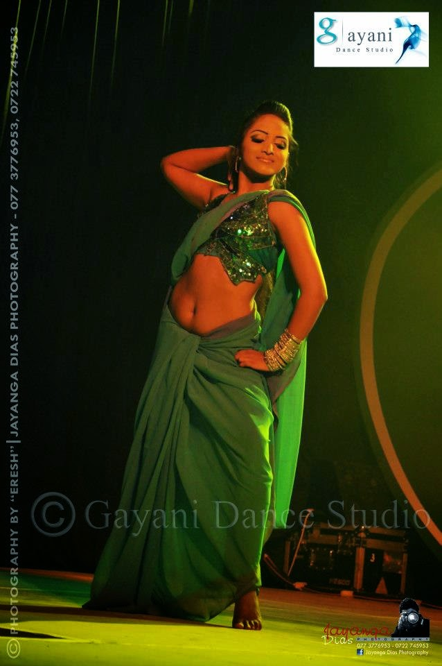 sl dancer navel