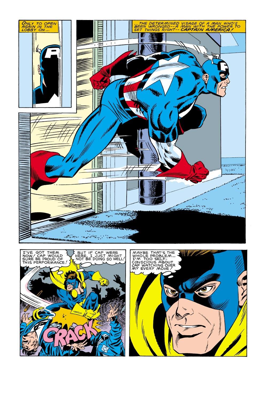 Captain America (1968) Issue #304 #232 - English 17