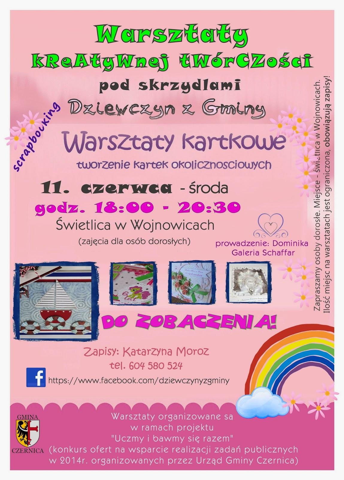 warsztaty crafting scrapbooking urodziny dla dzieci kreatywne galeria schaffar