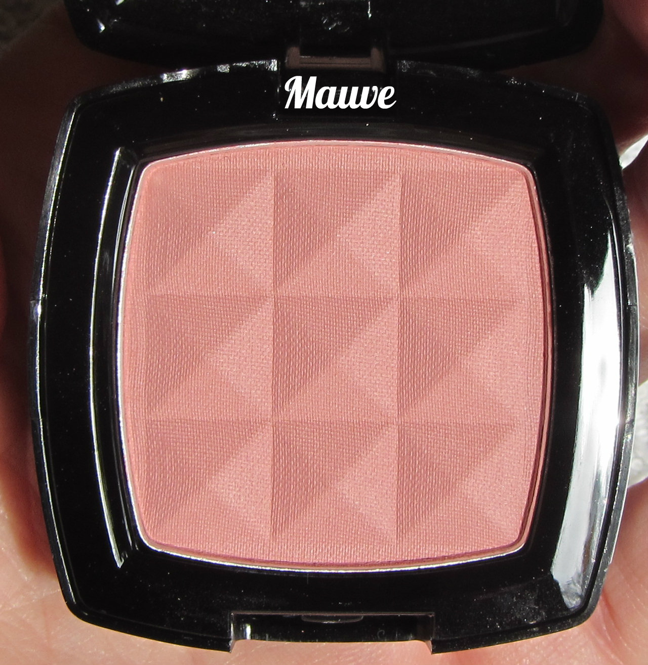 *Nina's Bargain Beauty*: NYX Powder Blush In Mauve
