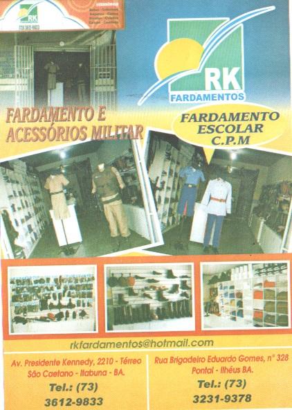 R.K FARDAMENTOS