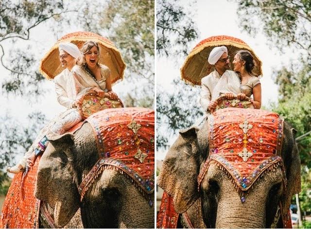 Булка върху Слон