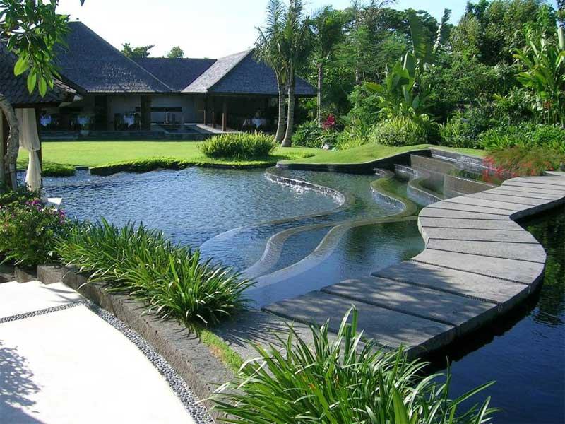 design taman rumah minimalis