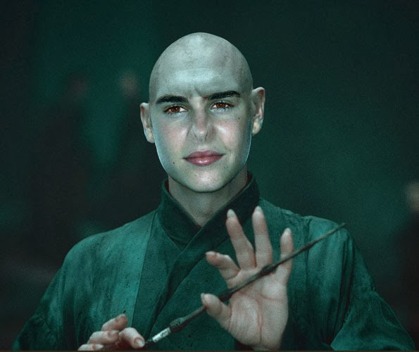 Bieber, Voldemort, Biebermort, photo mashup
