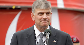 Franklin Graham Says IRS Targeted Billy Graham Evangelistic Association, Samaritan's Purse