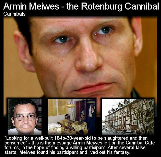 Armin Meiwes: The Rotenburg Cannibal