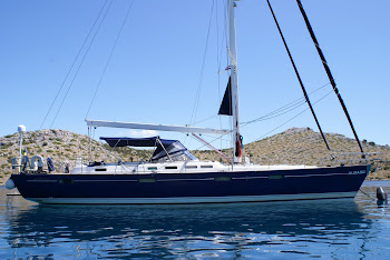 S/Y MON AMI är en Beneteau 57 från 2004