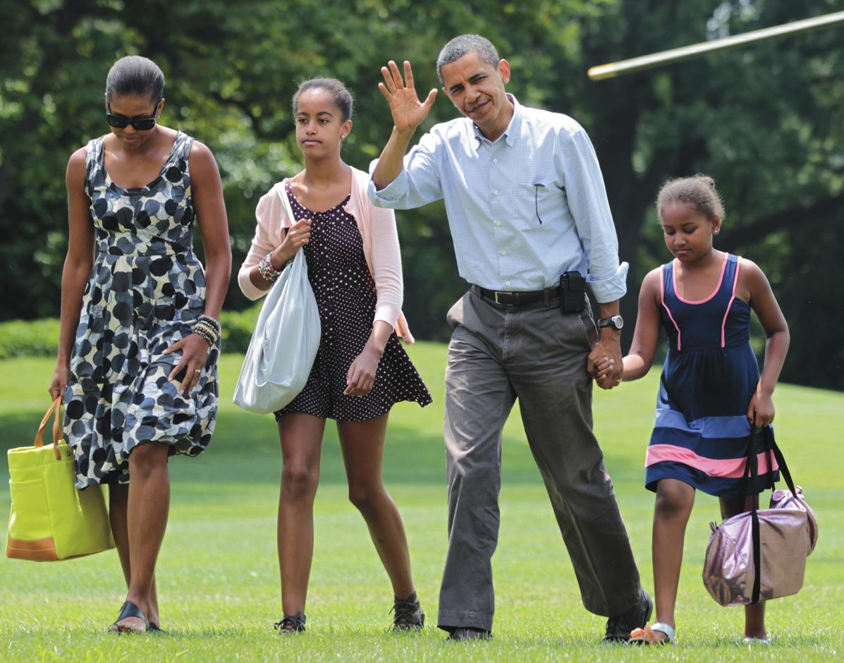 Obama Entertainment: Barack Obama Family