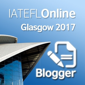 IATEFL Online Glasgow 2017 Registered Blogger