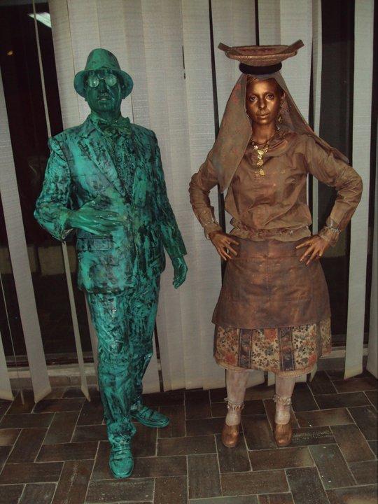 Estatuas Vivas