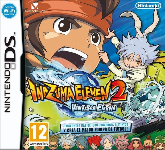 Descargar Inazuma eleven 2 - Ventisca Eterna