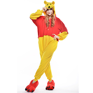 Pijama Forro Polar Winnie The Pooh
