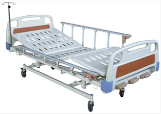 Hospital bed high-low 3 functions manual