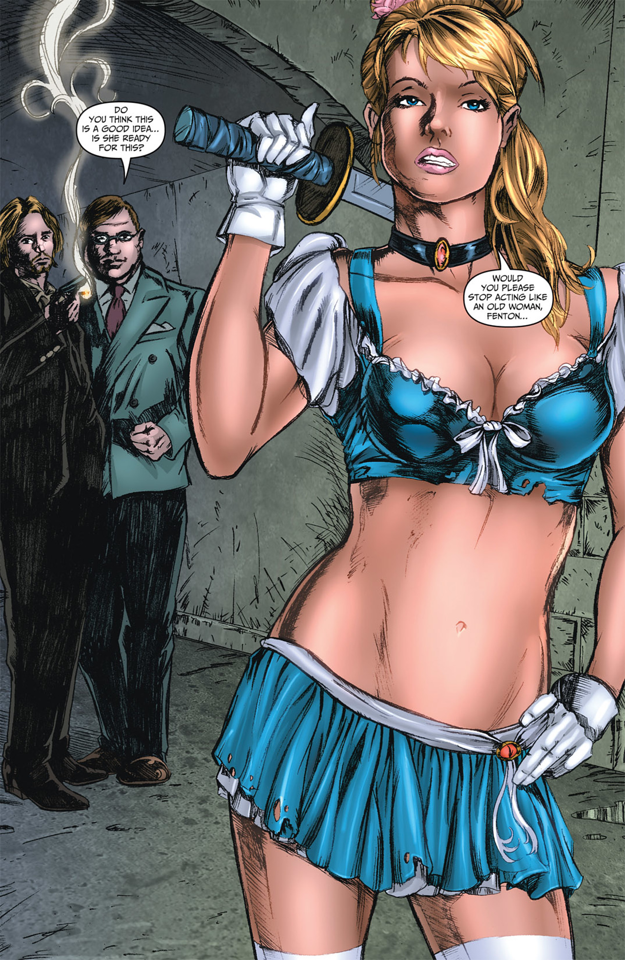 Grimm Fairy Tales (2005) Issue #47 #50 - English 3