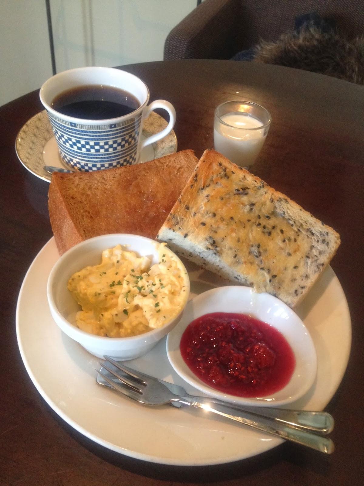 Nagoya Breakfast Cafe