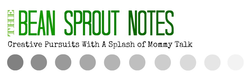 The Bean Sprout Notes