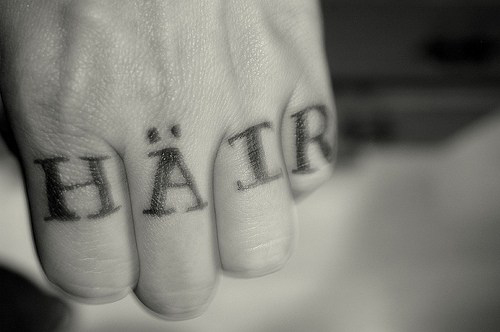 Love Hate Tattoo