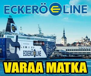 Eckerölinellä Tallinnaan