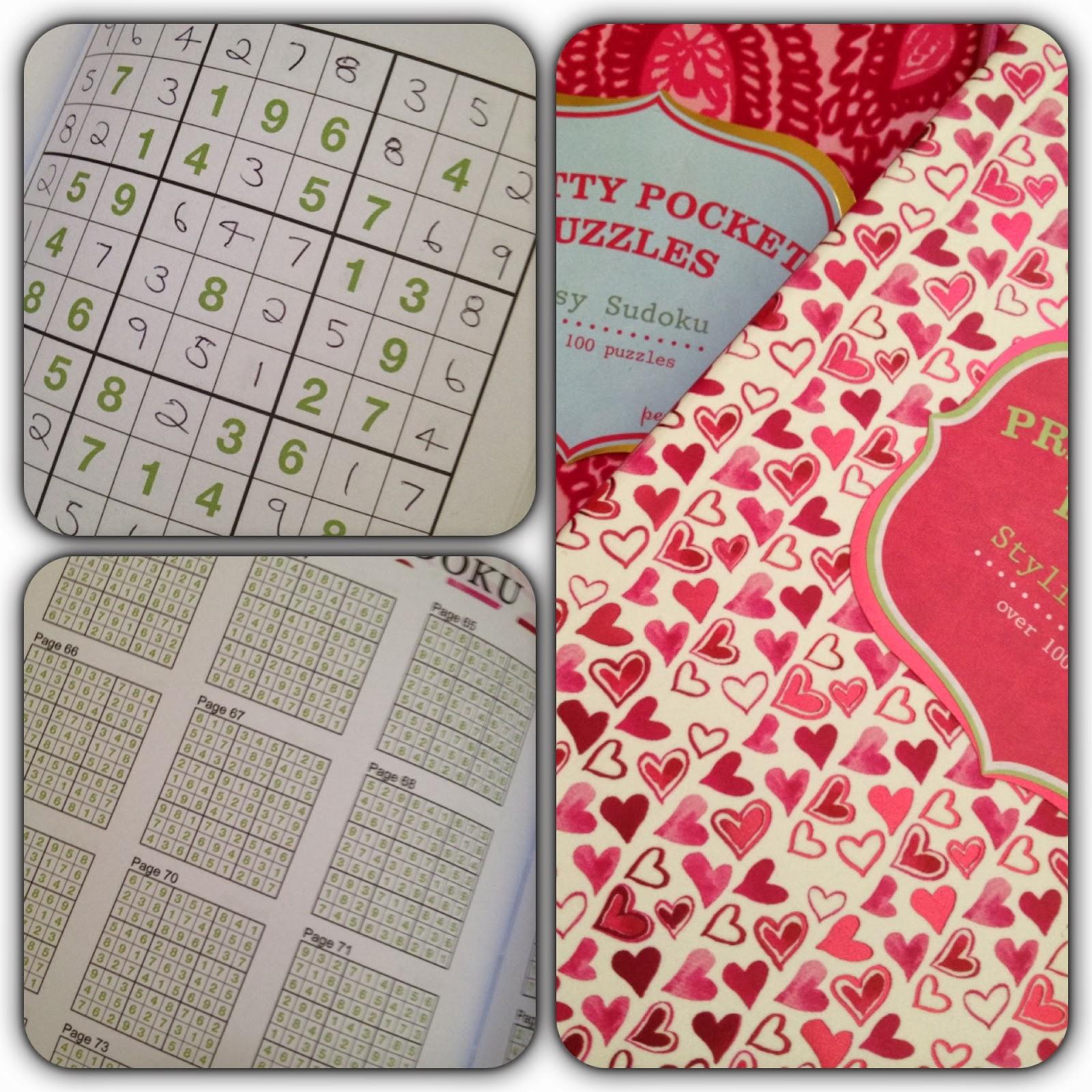 Bonnie marcus pocket puzzle book