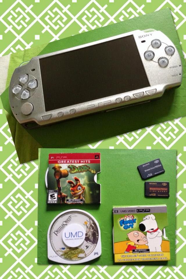 For Sale: PSP-2000 Daxter Bundle