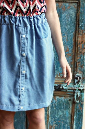 Cool Ways To Reuse Old Denim (30) 5