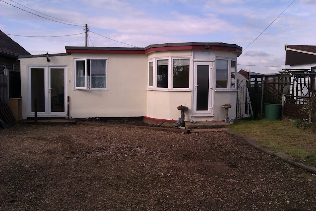 Seaside Bungalow for sale under £100,000