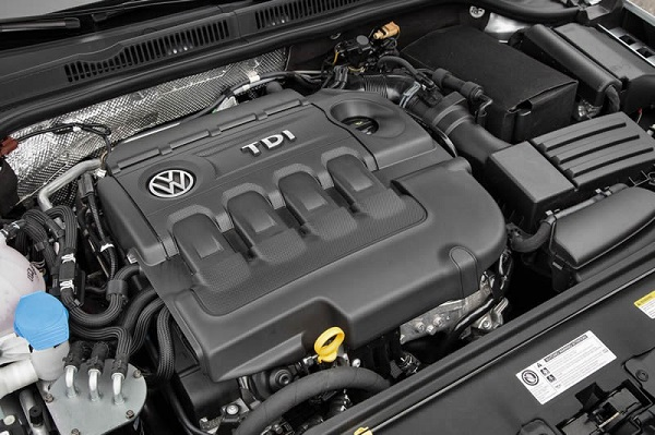 Motor TDI Volkswagen