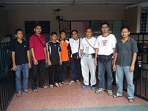 Kem Gendang Silat 1 (11-12 Julai 2011)