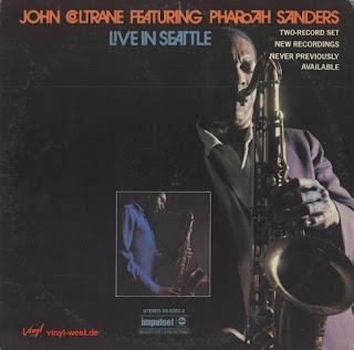 John Coltrane, Live in Seattle