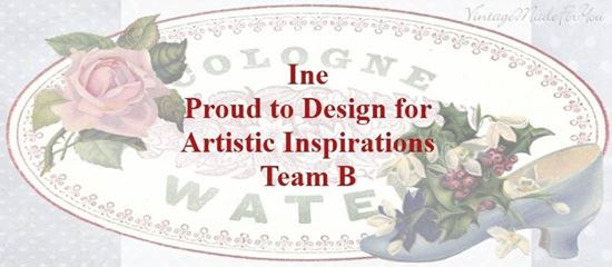 I design for Artistic Inspiration