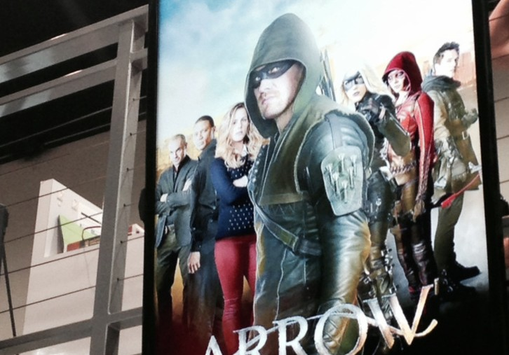 CW Comic-Con Posters - Various Shows