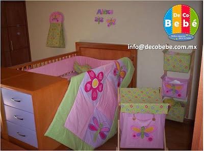 Deco bebe edredones para cuna m xico decoracion de cuartos de bebe lib lulas y mariposas alexa - Cunas y accesorios para bebes ...