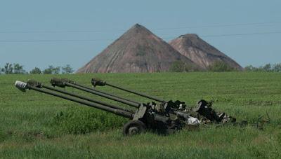 На переговорах в Минске подписан протокол об отводе вооружений калибра менее 100 мм и танков