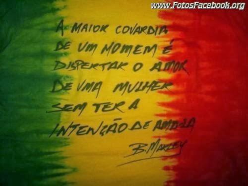 Imagens e frases de Bob Marley para Facebook