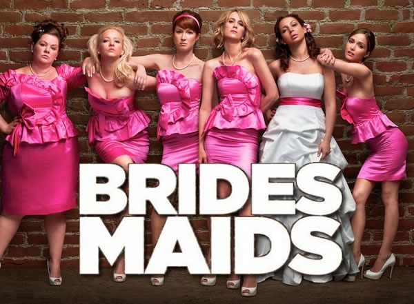 Phù Dâu, Bridesmaids