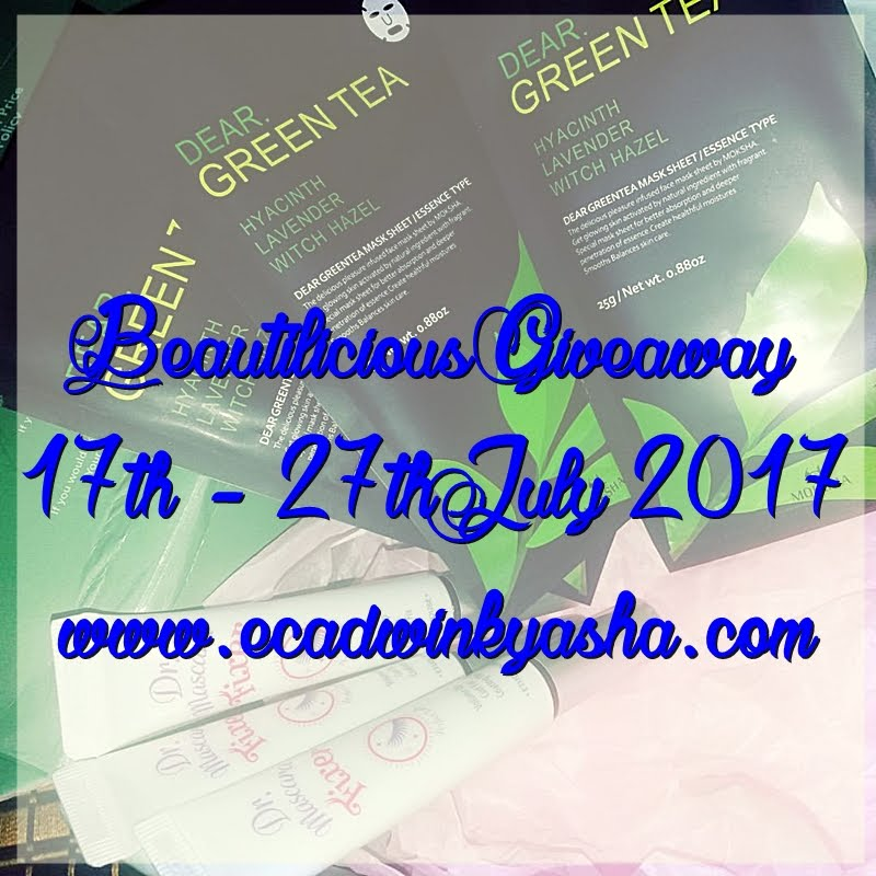 Beautilicious Giveaway