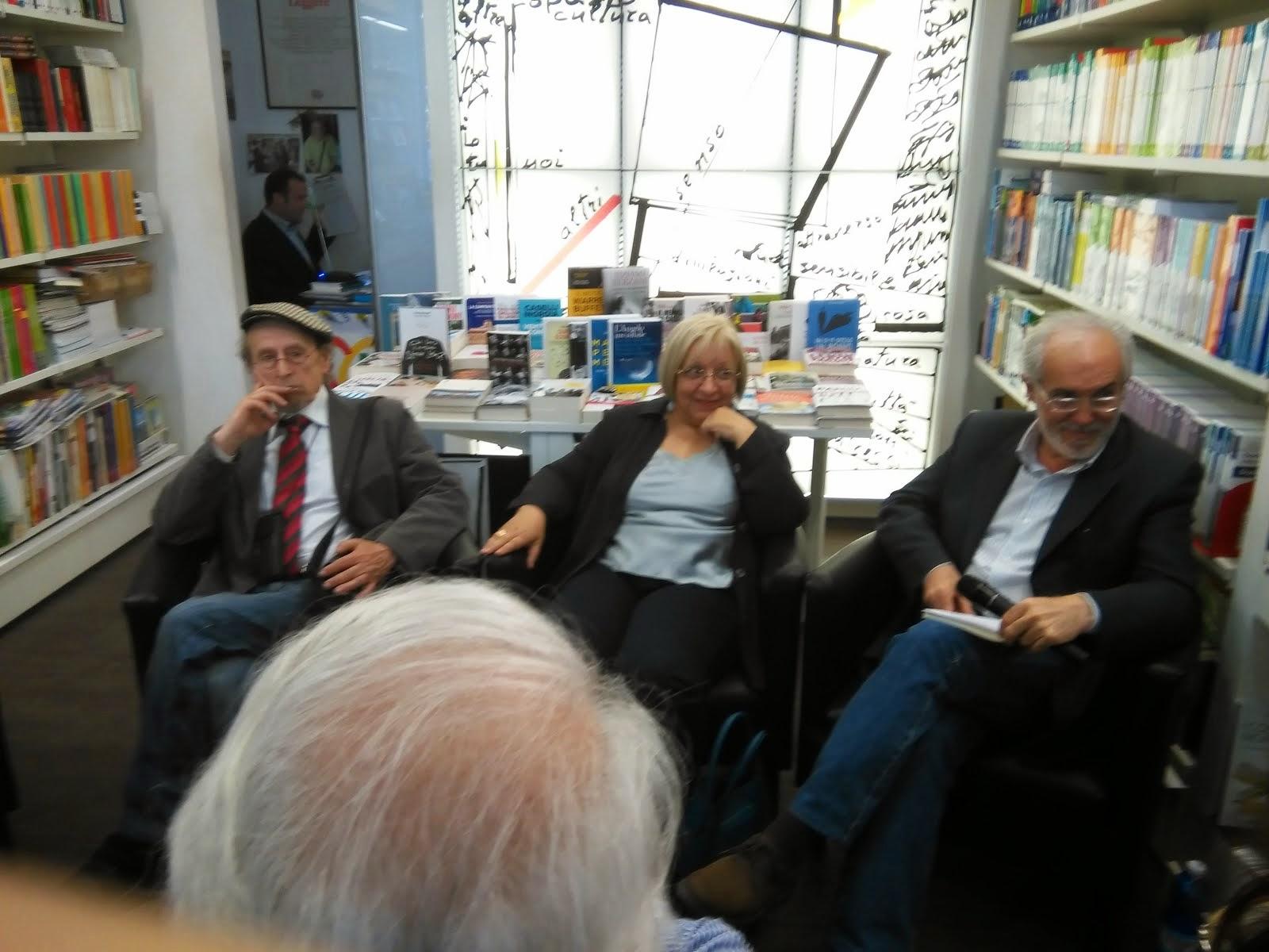 Presentazione del LIbro Uscire dal Passato Per entrare nel Futuro- Libreria Macaione. 5.6.2014